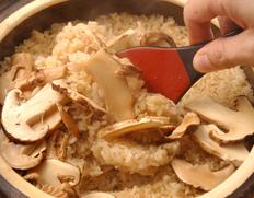 新米で味わう 松茸ご飯のお取り寄せ通販