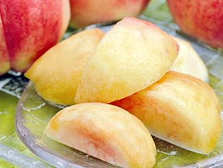 山梨県産「大藤の浅間白桃」の商品画像