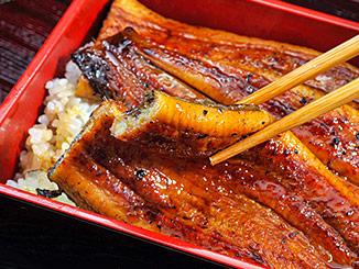 琵琶湖魚三「うなぎ白焼き」の商品画像