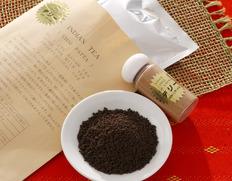 叩いて・裂いて・丸める CTC加工 インド アッサム地方の紅茶 と ミルクティー専用のスパイス