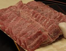 【焼き肉用】飛騨牛 モモ肉&バラ肉 おまかせセット 計500g ※冷凍