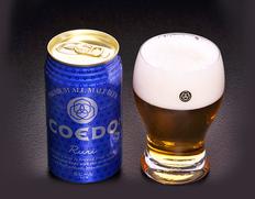 COEDOビール「瑠璃-Ruri-」350ml缶 24本
