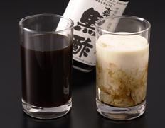 """日本で唯一""""固体発酵法""""でつくられる「真黒酢」 500ml"""
