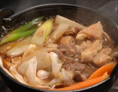 【熊本県肥育馬肉】まるよしの『極上馬肉のしょうゆ炊き鍋』セット (2人用) ※冷蔵