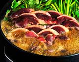 琵琶湖長浜「魚三」の天然鴨(調理済み1羽分 鍋用)4〜5人分 ※冷蔵の商品画像