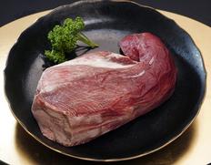 黒毛和牛『牛のタン皮引き』岐阜県産 900gUP ※冷凍