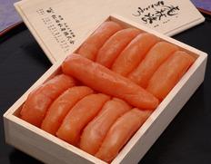 『多良の子 虎杖浜のまごころ』北海道産たらこ 約400g (9〜14本前後) ※冷凍