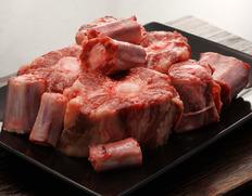 『岐阜県産黒毛和牛のテール』 約1kg ※冷凍