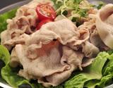 おきなわ紅豚 すき焼き・しゃぶしゃぶ肉(2mm厚スライス)セット(4〜5人前)《自然海塩付》※冷凍の商品画像