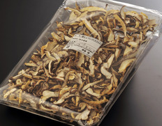 『齋藤農園の乾し椎茸 <スライス>』 約150g