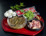 秋田県三種町産 「夏のじゅんさい鍋セット」2人前 ※冷蔵の商品画像