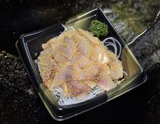 へら鮒の洗い(卵まぶし)2人前(約100g) ※冷蔵