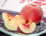 伊達の桃「伊達の蜜姫(だてのみつひめ)」福島県産 約2kg(6〜8玉)※常温の商品画像