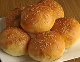 【北海道産小麦使用】ハンバーガー「バンズ」 約50g×6個 ※冷凍の商品画像
