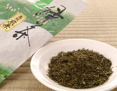 静岡 牧之原台地産 手摘高級煎茶 100g