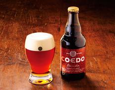COEDOビール「紅赤-Beniaka-」333ml瓶 24本 ※冷蔵