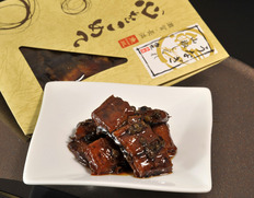 琵琶湖魚三『国産《養殖》鰻の山椒しぐれ煮』1袋(約100g)※冷蔵