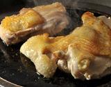 伊達の地鶏『川俣シャモ』 オス1羽(2.3〜2.7kg) 解体済み ガラ・内臓付 ※冷蔵の商品画像