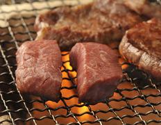 飛騨牛4等級 ランプ 焼き肉用 約300g ※冷凍