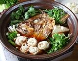 壱岐もの屋 平山旅館 壱州の伝統郷土料理「鯛そうめん鍋」(3〜4人前) ※冷蔵の商品画像