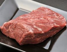 【鹿角短角牛・吊るし30日熟成】焼き肉用 ザブトン(ハネシタ)約580g 去勢牛 [個体識別番号 JP1521513925] ※冷蔵