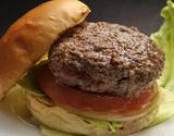 【鹿角短角牛・吊るし30日熟成 】ハンバーガー用 ネックの中挽き肉(ケンネ20%入り)約500g ※冷蔵の商品画像