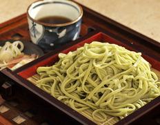 【加賀野菜使用】金時草手延うどん 3袋セット(1袋200g 約2人前)