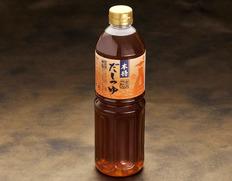 【金沢伝統の味 無添加・減塩】本格だしつゆ 1000ml(5倍濃縮)