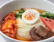 【在庫削減】盛岡冷麺 4人分 (麺160g×4袋、スープ35g×4袋)