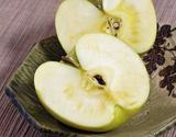 『名月(めいげつ)』 長野県安曇野産 りんご 約1.7kg(5〜7玉)×2箱の商品画像