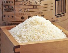 三重県産 中森さんの『伊賀米 コシヒカリ』 5kg