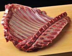 伊賀の鹿肉 骨付きアバラ 1.3kg以上 三重県産 ※冷蔵