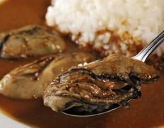 宮城 唐桑の畠山さんの牡蠣を使用! 極上かきカリー(一人前 330g) ※冷凍