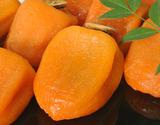 JAふくしま未来『伊達の大粒あんぽ柿』福島県産 5〜6Lサイズ 約230g(2〜3粒)×4パック ※常温の商品画像