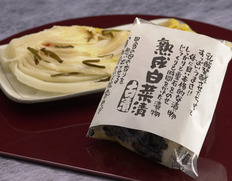 白菜の古漬(小袋)