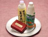 西井牧場 みるく工房飛鳥 『飛鳥の蘇』体験セット(蘇・牛乳・酪)  ※冷蔵の商品画像