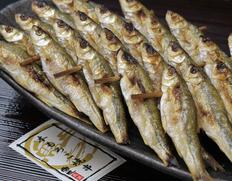 琵琶湖特産 本もろこの焼き串 (5尾×5串) ※冷蔵