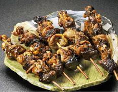 琵琶湖魚三『鰻の肝焼き』5串 ※冷蔵