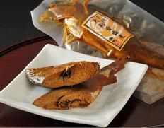 魚三 子持大鮎 甘露煮 1袋(1尾)※冷蔵