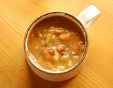 オーガニックベジタブルスープ「トスカーナ家庭の野菜&ビーンズスープ」 400ml (3〜4人前)の商品画像