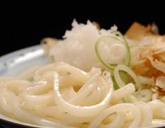 越前おろしうどん半生麺  ※常温