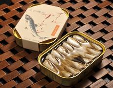 竹中缶詰 天の橋立オイルサーディン(真イワシ) 3缶セット ※常温