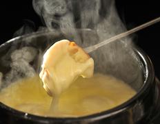 チーズフォンデュセット スタンダードタイプ(エメンタール・グリュイエール)合計300g以上 ※冷蔵