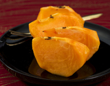 鳥取県産  甘柿 『輝太郎(きたろう)』 赤秀 約3kg(6〜10玉)  産地箱入 ※常温の商品画像