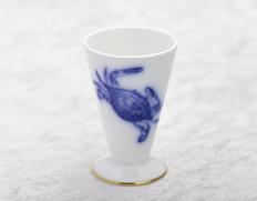 大倉陶園作 干支の酒杯「申」×1杯