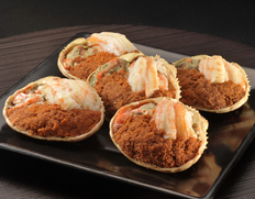 茹でセコ蟹『蟹の宝船』中小サイズ 5個(150g級)丹後半島沖産 ※冷凍