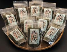 三高水産の『ぎばさ(アカモク)』 10袋セット(1袋200g)※冷凍