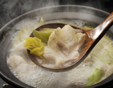【40kg級】『巨大クエ 鍋用カット』長崎県産 計500g(アラやヒレ、内臓と身)※冷凍の商品画像