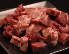 『お得!5等級・飛騨牛ヒレ肉の成型時に出る端材で作ったサイコロステーキ』 約100g ※冷凍