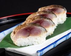 祇園にしむら『焼鯖寿司』1本 500g ※冷蔵
